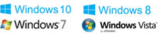 Kompatibel med Microsoft