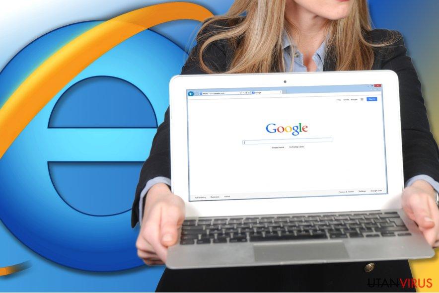Hur återställer man Internet Explorer?