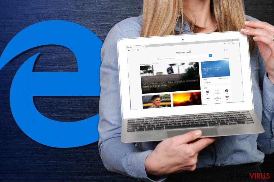 Hur återställer man Microsoft Edge?