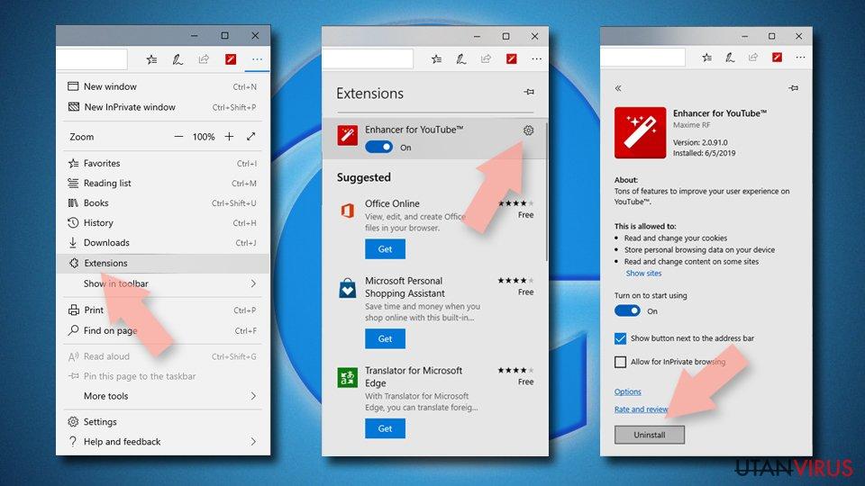 Återställ MS Edge/Chromium Edge