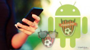 Cerbers ransom-meddelande har upptäckts i två Android-appar