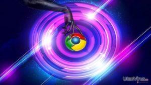 Spora ransomware gömmer sig under falsk Chrome Font Pack-uppdatering