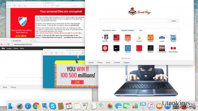 Cyberhot du bör se upp för i år: annonsprogram, webbläsarkapare och gisslanprogram ögonblicksbild