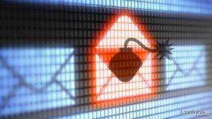 Oroande statistik: de flesta skadliga skräpmejlen bär på ransomware