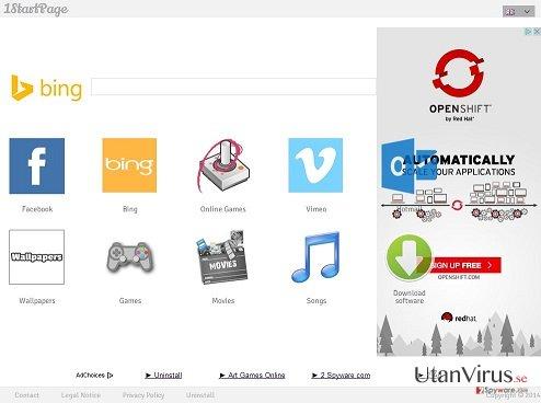 1startpage.com ögonblicksbild