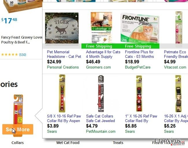Annonser från ActiveDeals ögonblicksbild