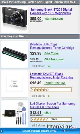 Annonser från ClicUp ögonblicksbild