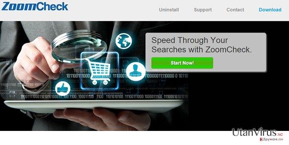 Annonser från ZoomCheck ögonblicksbild