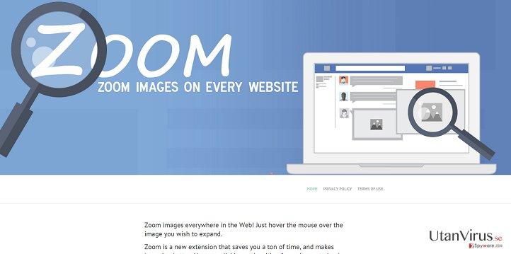 Annonser från ZoomIt ögonblicksbild