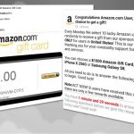 Amazon virus ögonblicksbild