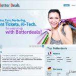 Annonser från Better Deals ögonblicksbild