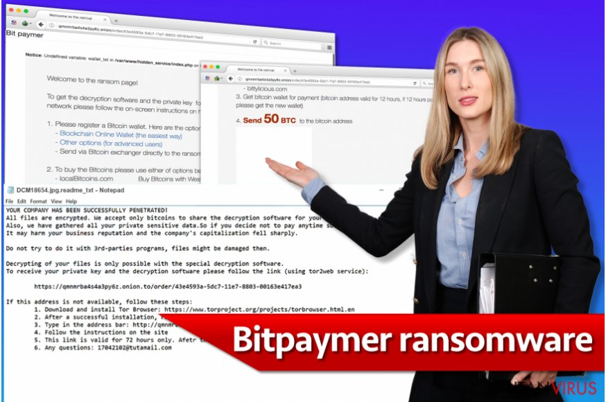 Bitpaymer ransomware