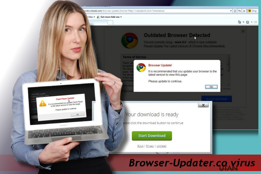 Browser-Updater.co popup-virus