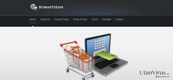 Browse2Save ögonblicksbild