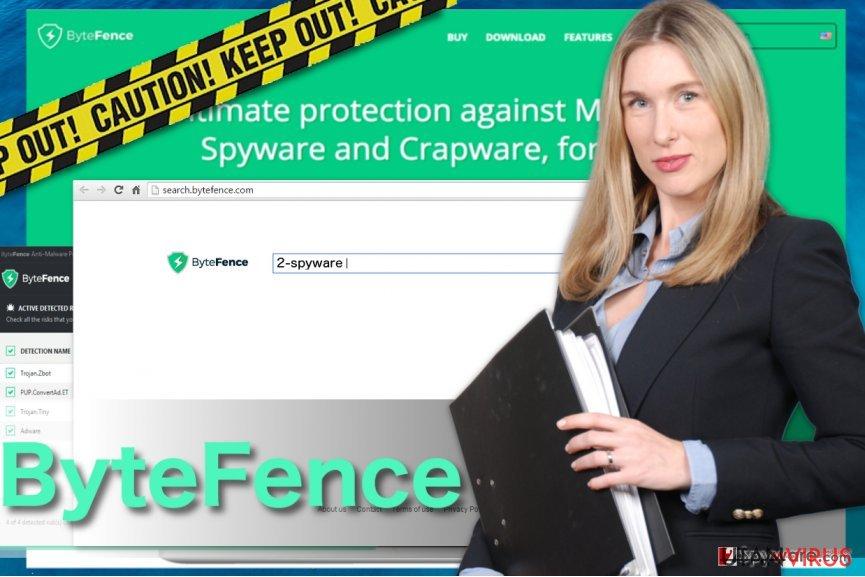 Bildexempel på ByteFence