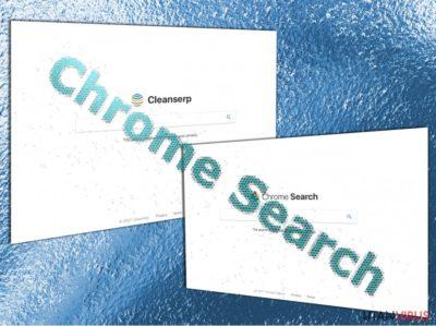 Sökmotorn Chromesearch.today