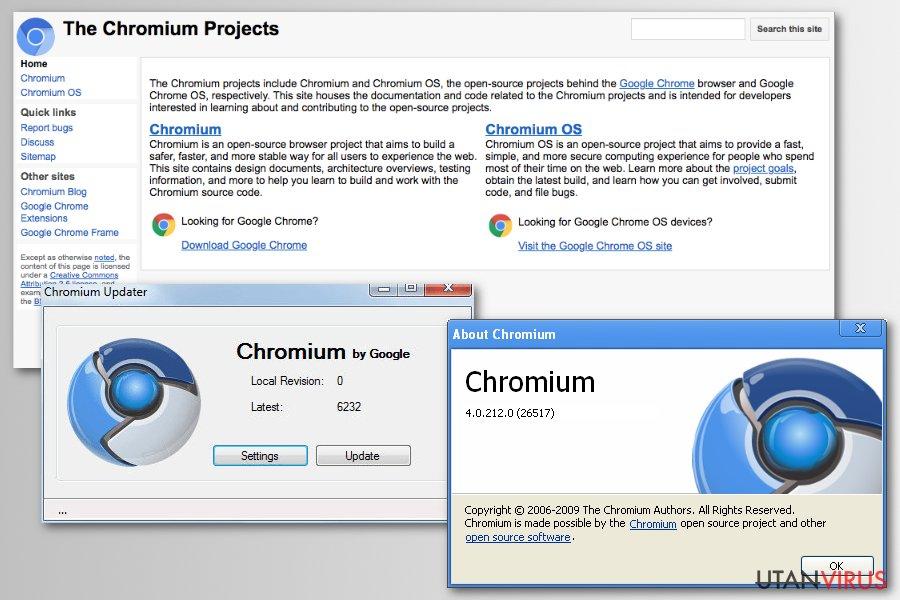 Chromium projektet
