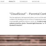 Annonser från CloudScout ögonblicksbild