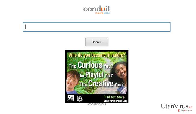 Storage.conduit.com redirect ögonblicksbild