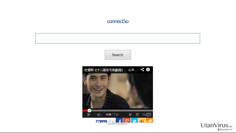 ConnectSo Verktygsrad ögonblicksbild
