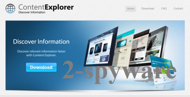 Content Explorer ögonblicksbild