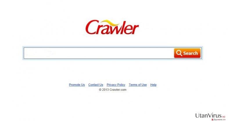 Crawler ögonblicksbild