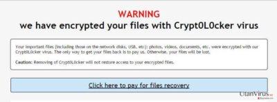 Crypt0L0cker virus