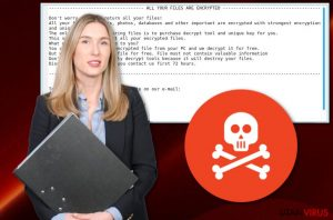 Djvu-ransomware
