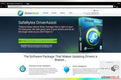DriverAssist av SafeBytes