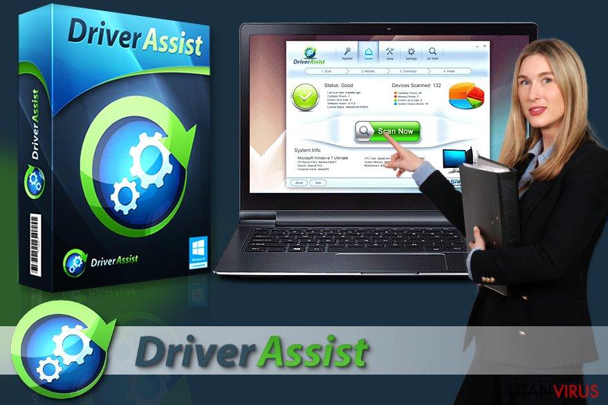 Programmet DriverAssist