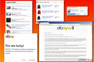Varianter av eBay-viruset