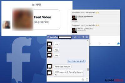 Facebook Messenger bluff