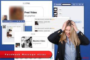 Facebook Meddelande virus