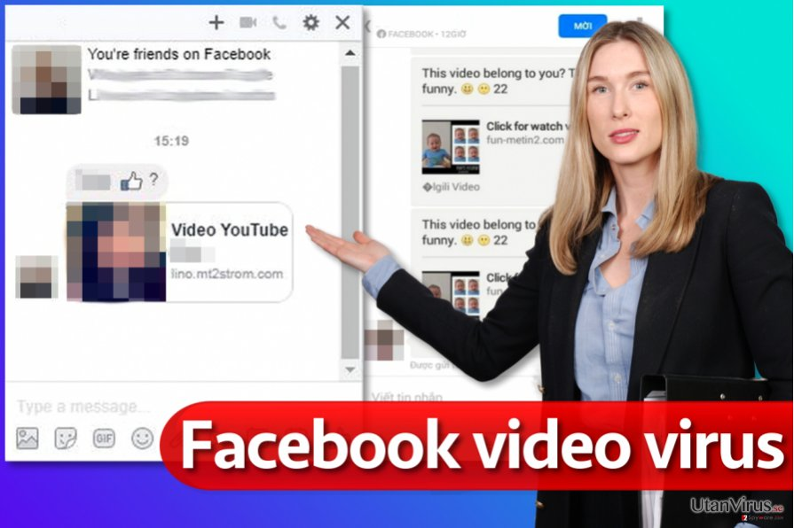 Facebook video-viruset