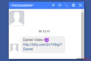 Facebook video-viruset