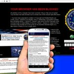 FBI virus ögonblicksbild