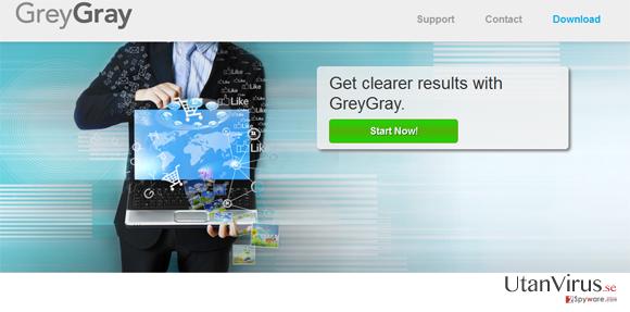 GreyGray ögonblicksbild