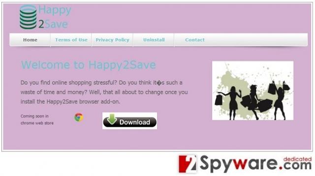Happy2Save ögonblicksbild