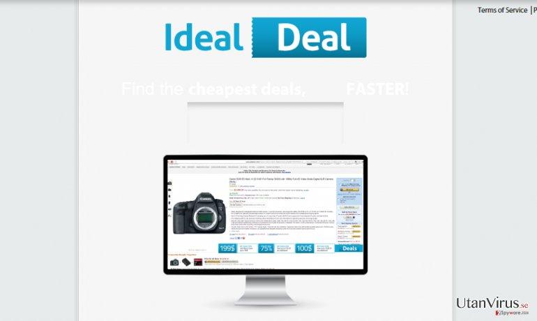 Annonser från Ideal Deal ögonblicksbild