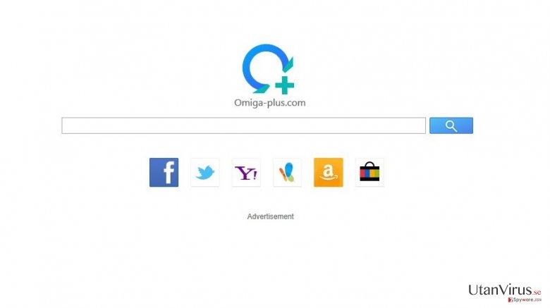isearch.omiga-plus.com ögonblicksbild