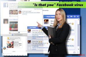 """""""Är det du?"""" Facebookviruset"""