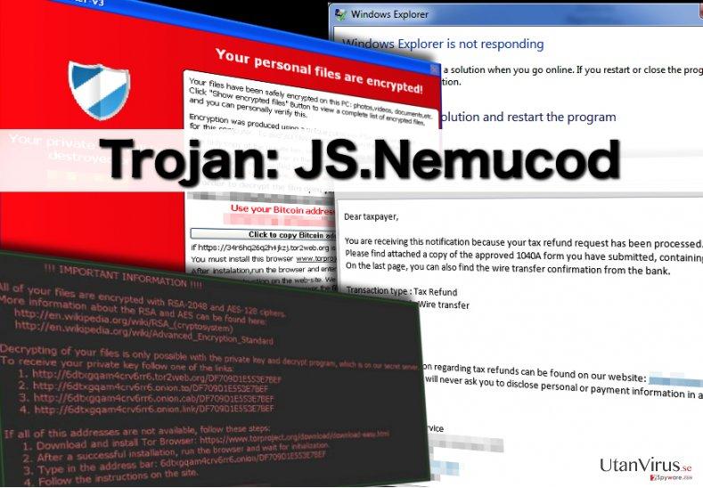 JS.Nemucod virus