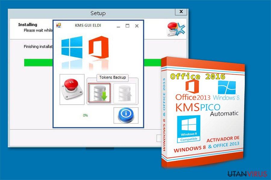 KMSPico hackingverktyg