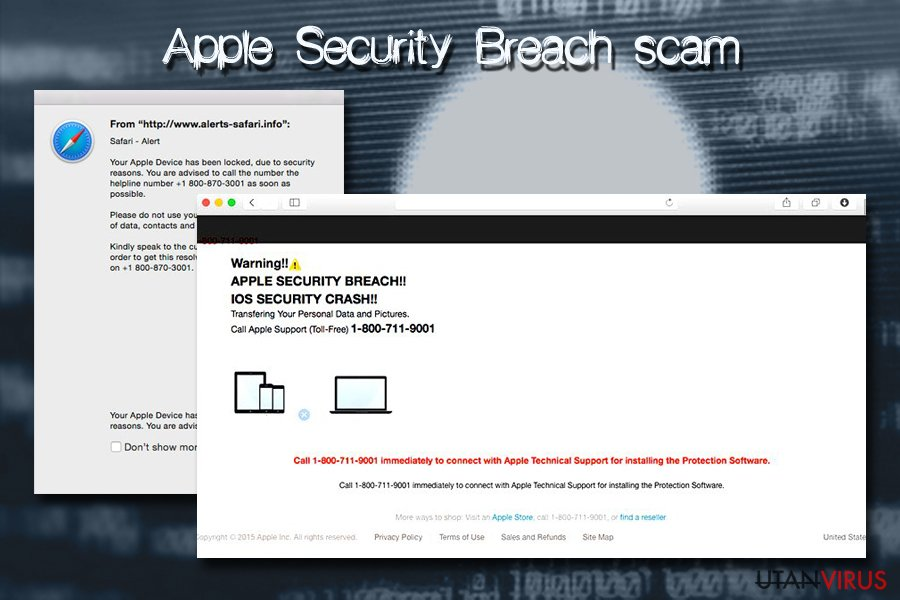 Mac-virus - Apple Security Breach
