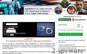 Mandiant USA Cyber Security virus