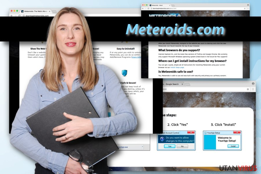 Meteoroids-viruset