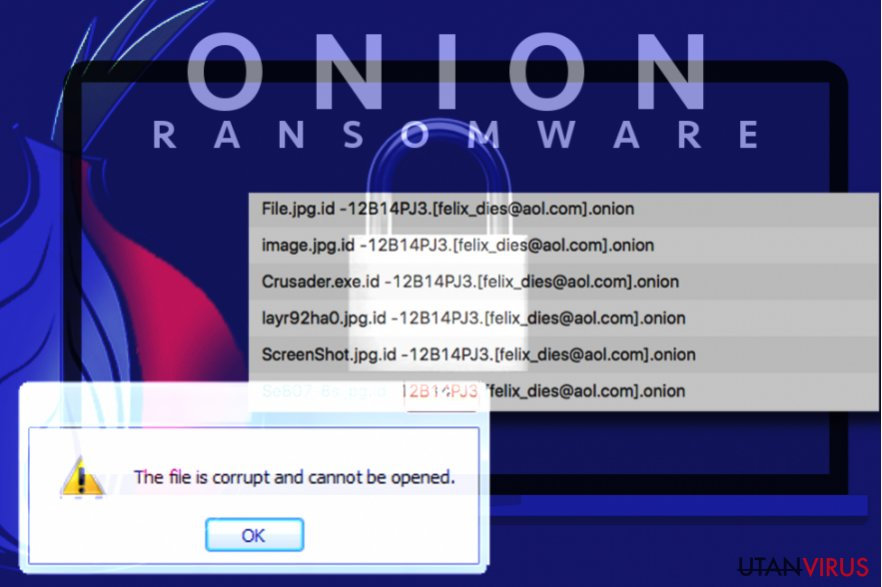 .onion file extension virus