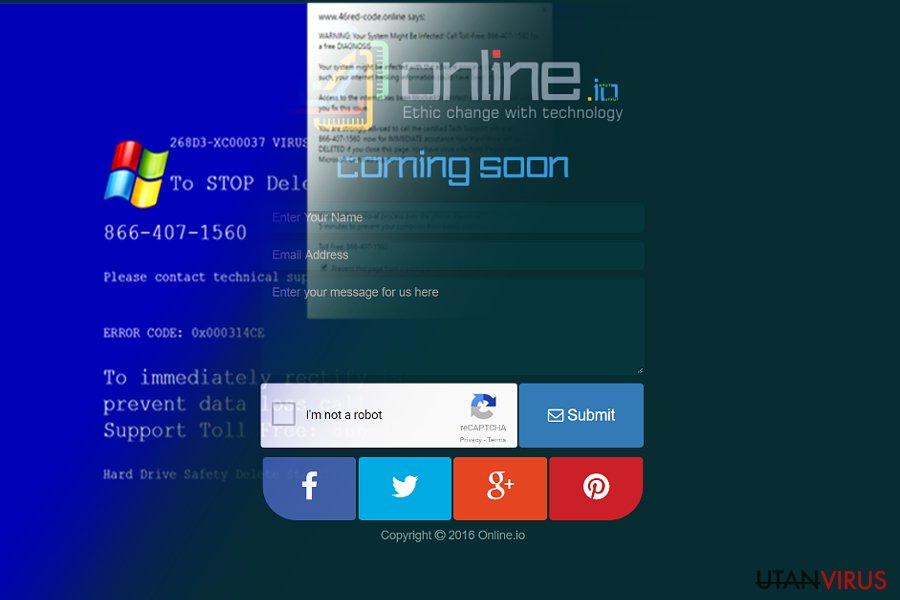 Online.io-viruset