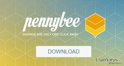 Annonsprogrammet PennyBee ögonblicksbild