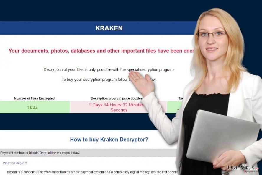 Kraken ransomware